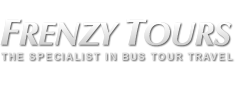 Frenzy Tours | The specialist in bus tour travel