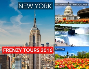 Frenzy Tours To New York From Montreal