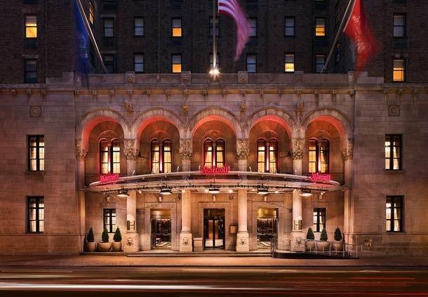 Marriott Hotels Midtown East Nyc
