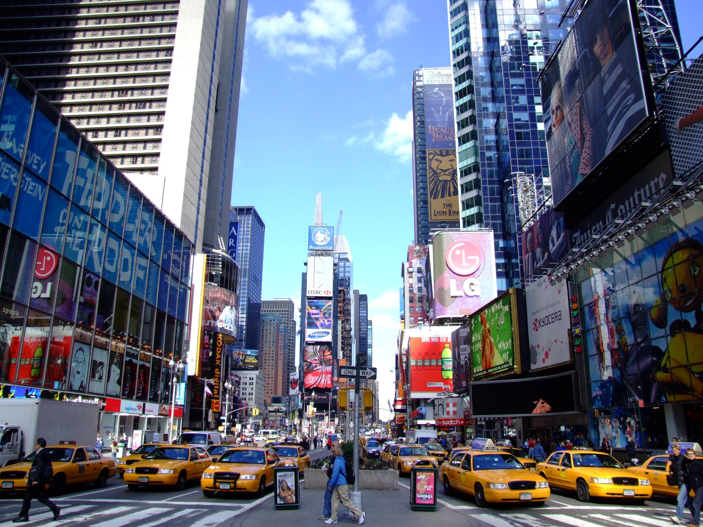 New york is the best city in the world according to time for Famous cities in new york