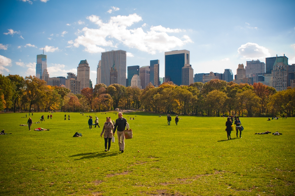 The best time of the year to visit new york city is less for Best time to see new york