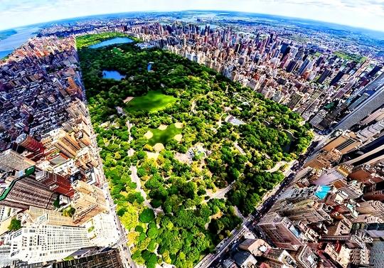 voyage en new york