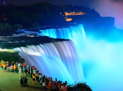 bus tours to niagara falls